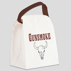 Gunsmoke Canvas Lunch Bag