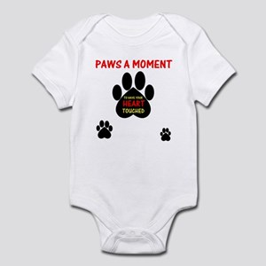Paws a Moment, Infant Bodysuit