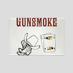 Gunsmoke Magnets