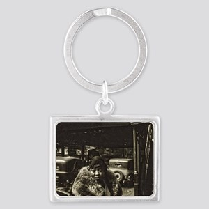 6th Avenue Landscape Keychain