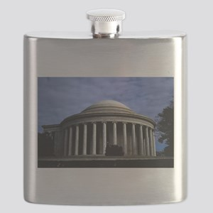 Jefferson Memorial 2 Flask