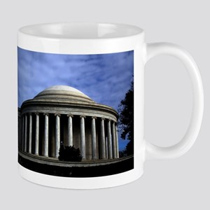 Jefferson Memorial 2 Mugs