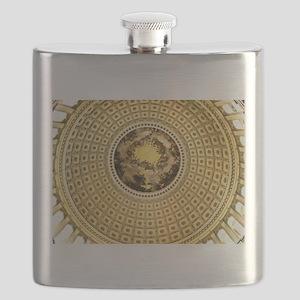 U.S. Capitol Dome Flask