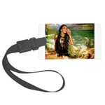 The Sea Is Calling Luggage Tag