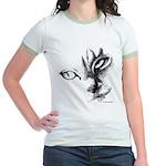 imagesbythehamiltons Jr. Ringer T-Shirt