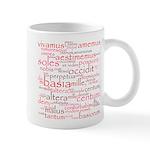 Catullus Mugs
