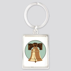 Liberty Bell Keychains