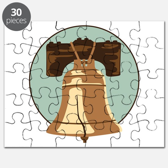 Liberty Bell Puzzle