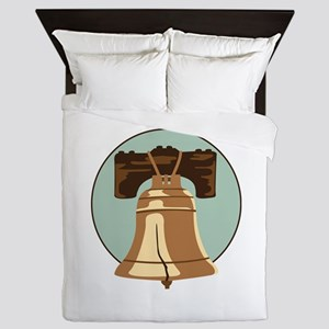 Liberty Bell Queen Duvet