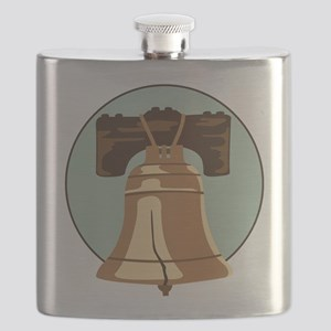 Liberty Bell Flask