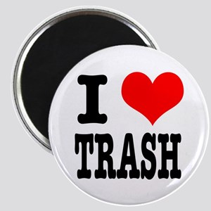 I Heart (Love) Trash Magnet