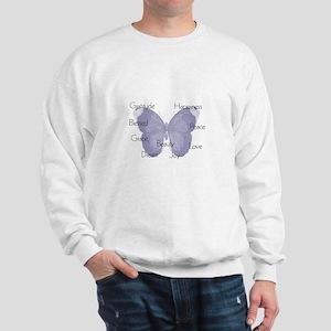 Inspirational Butterfly Sweatshirt