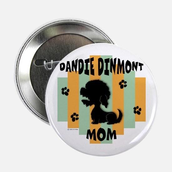 Dandie Dinmont Mom Button