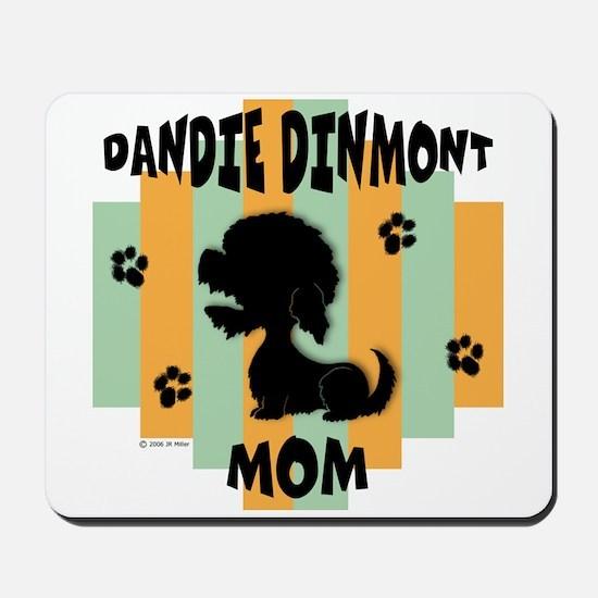 Dandie Dinmont Mom Mousepad