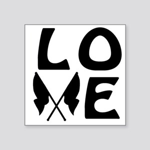 Color Guard LOVE Sticker