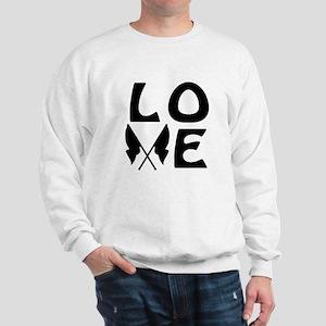 Color Guard LOVE Sweatshirt