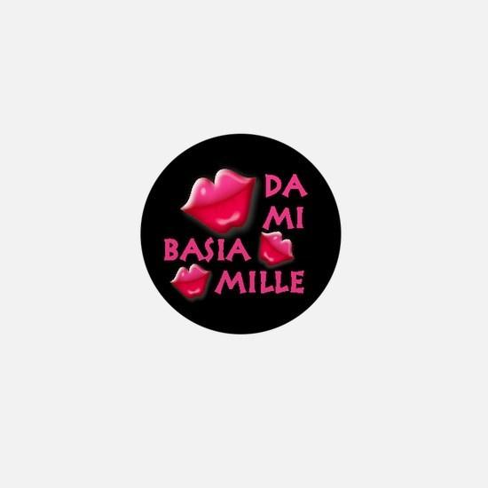 da mi basia mille Mini Button