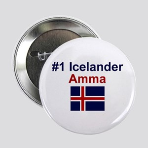 Iceland #1 Amma Button