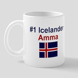 Iceland #1 Amma Mug