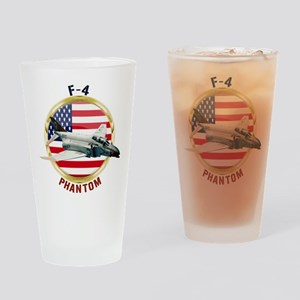 F-4 Phantom Drinking Glass