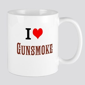 I Love Gunsmoke Mugs