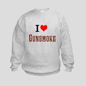 I Love Gunsmoke Sweatshirt