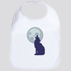 Coyote Moon Bib