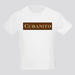 Cubanito Brown Kids Light T-Shirt