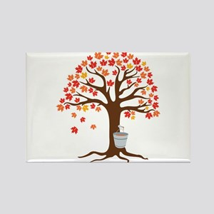 Maple Syrup Tree Magnets