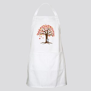 Maple Syrup Tree Apron