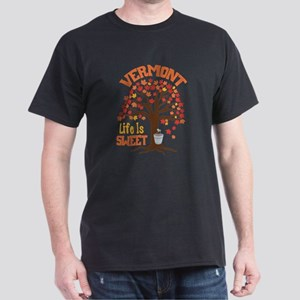 VERMONT Life Is SWEET T-Shirt
