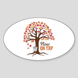 Now ON TAP Sticker