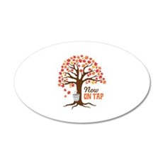 Now ON TAP Wall Decal
