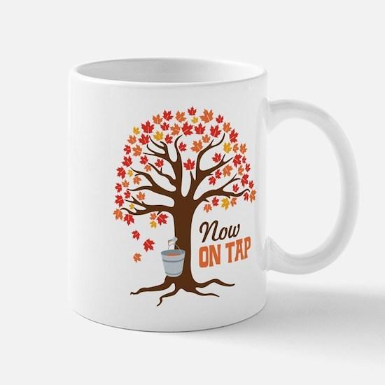 Now ON TAP Mugs