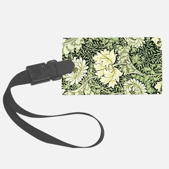 Morris - Chrysanthemum Luggage Tag