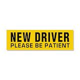 "New driver 3"" x 10"""