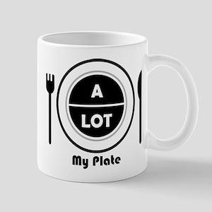 My Plate Mugs