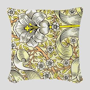 Morris - Spring Thicket Woven Throw Pillow