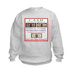 CASH Kids Sweatshirt