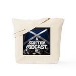 Scottish Podcast Logo Tote Bag