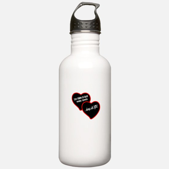 Always With You/t-shirt Water Bottle