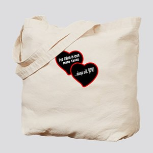 Always With You/t-shirt Tote Bag
