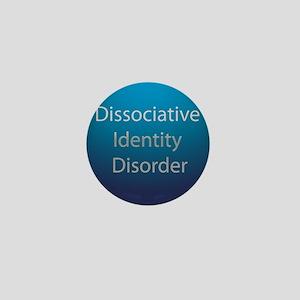 Dissociative identity disorder Mini Button