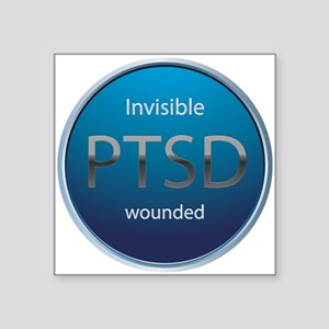 PTSD Sticker