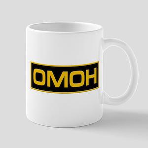 OMOH Special Purpose Mobile Unit Logo Mug