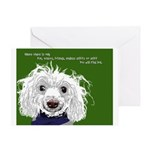 Find Dog Card Greeting Cards