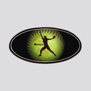 iPitch Fastpitch Softball (right handed) Patches