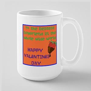 Bestest Boyfriend Mugs
