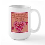 valentines card (wife) Mugs