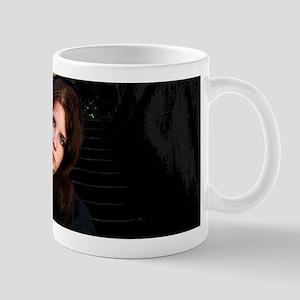Girl on Staris Mugs